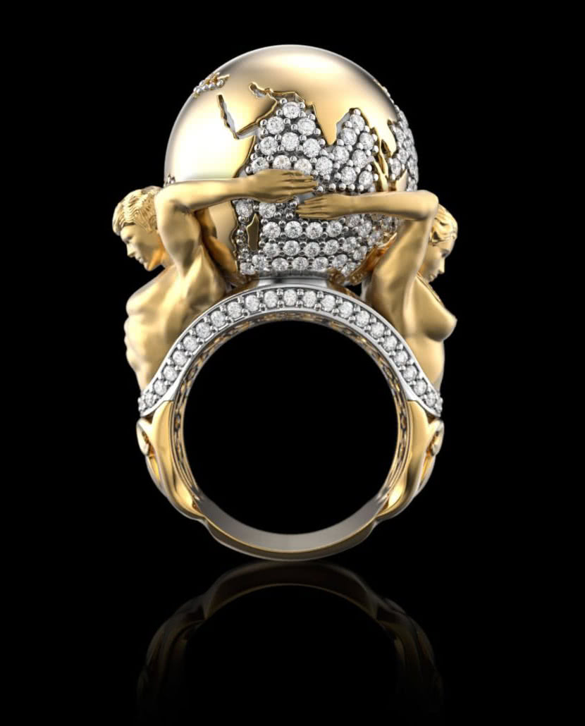 Globus Ring